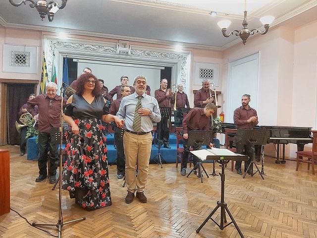 Музикално-поетичен салон - 12.02.2021 г.