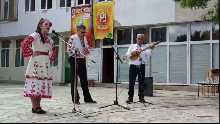 XII Национален детски фолклорен конкурс Дай, бабо, огънче!