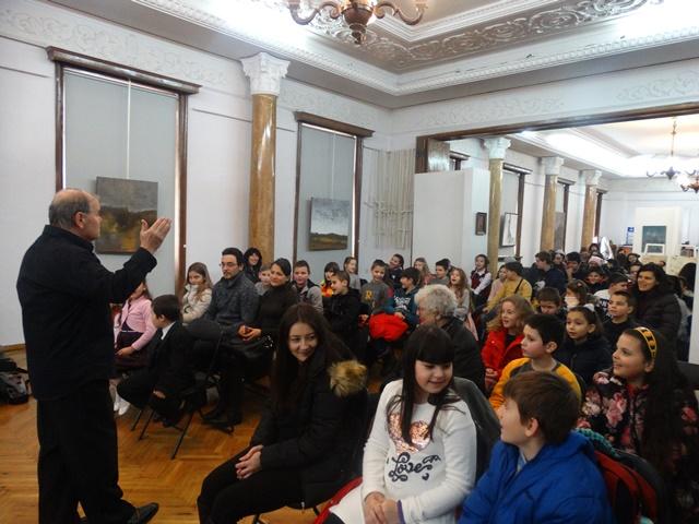 Коледен концерт на КО Орфей - 17.12.2018 г.