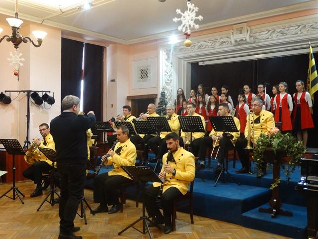Коледен концерт - 20.12.2018 г.