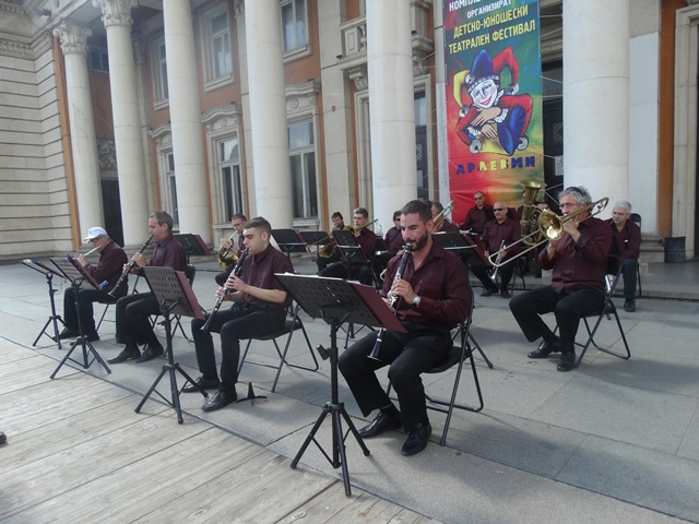 Концерт на Духовия оркестър - 16.06.2021 г.