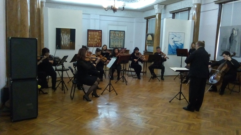 "Матине-концерт на Камерен оркестър ""Орфей"" - 21.01.2018 г."