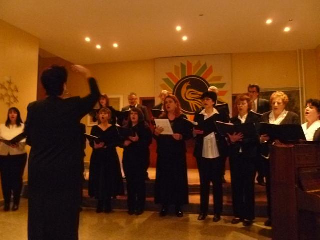 Коледен концерт на Камерен смесен хор