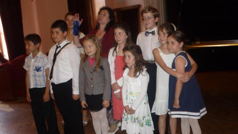 Концерт на възпитаници на ОШИ от класовете на В. Милотинова и А. Тодорова - пиано