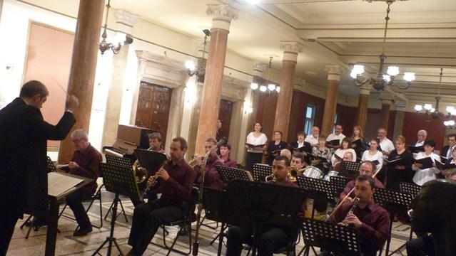 Концерт на Камерен смесен хор